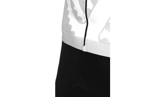 Linea For - Fascia Fondo Vita in Miicrofibra Liscia e con Cerniera Garage | Hicari - Abbigliamento Ciclismo Personalizzato