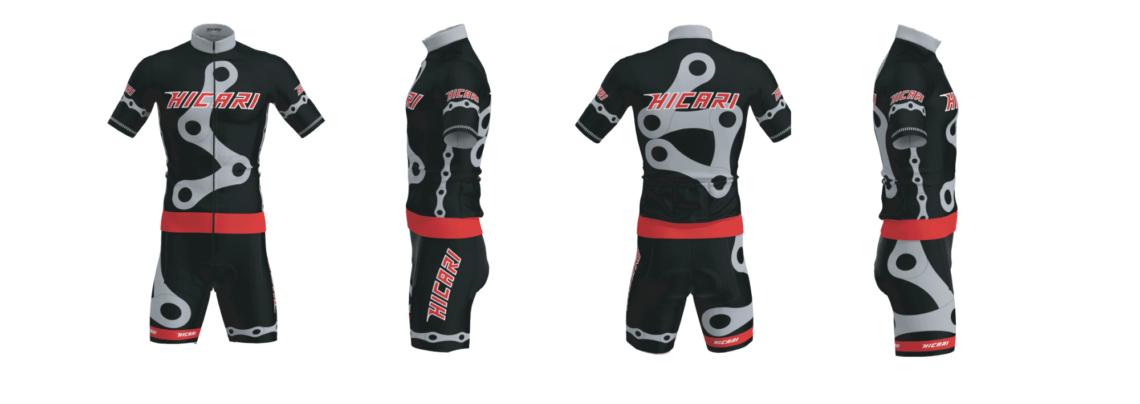 Linea Brand | Hicari Sport - Abbigliamento Ciclismo Personalizzato