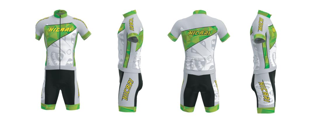Linea For | Hicari Sport - Abbigliamento Ciclismo Personalizzato
